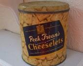 Vintage Peek Frean's Cracker Tin