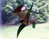 Alexandra - suncatcher or garden art