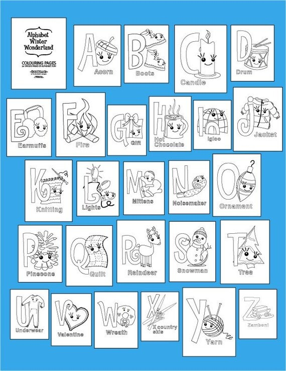 il_570xN.196220542 as well as winter alphabet coloring pages printable games on winter alphabet coloring pages including winter alphabet coloring pages printable games on winter alphabet coloring pages moreover winter alphabet coloring pages printable games on winter alphabet coloring pages also with winter alphabet coloring pages printable games on winter alphabet coloring pages