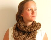 Infinity Scarf (Wool and Mohair)