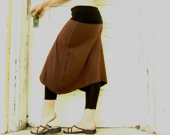 Wear it Three Ways - Skirt/Dress/Poncho (Soy or Bamboo Organic Cotton)