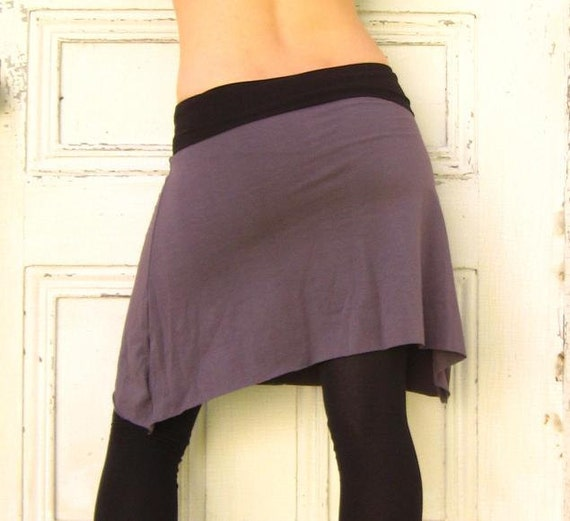 Keep it Short and Simple Skirt and Top (Soy and Bamboo Organic Cotton)
