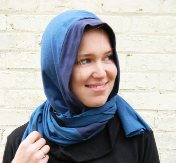 Hooded Scarf (Soy or Bamboo Organic Cotton)