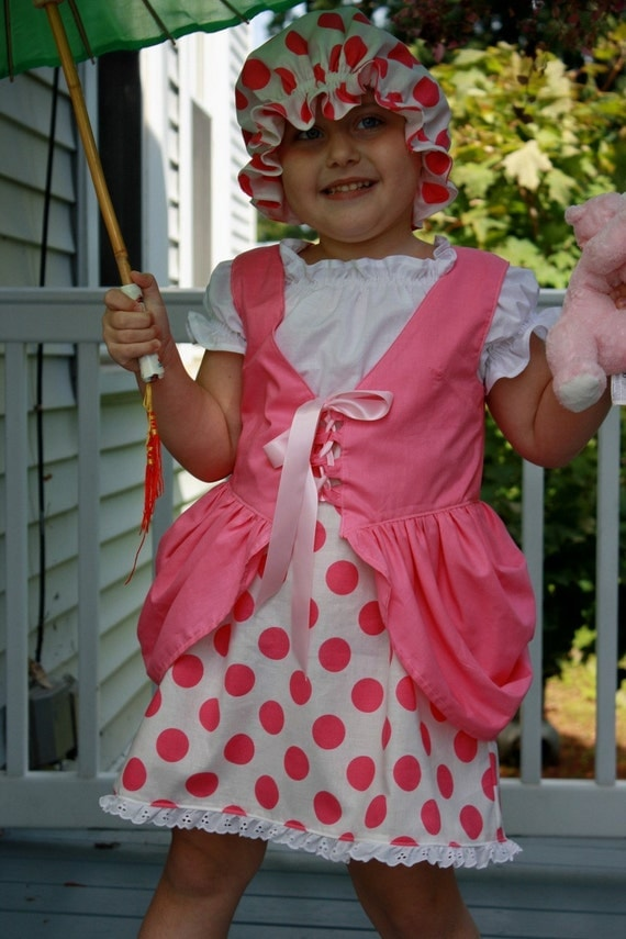 Halloween Little Bo Peep Costume 3 Piece Toy Story 5/6..... Ready to Ship
