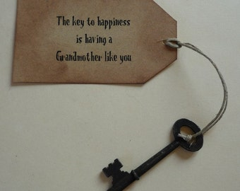 The Key to Happiness is Having a Grandmother Like You
