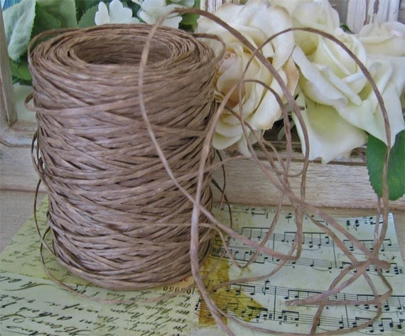 French Paper wrapped wire trim 10 yards
