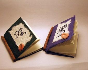 Two chopstick notebook