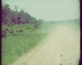 Dirt Road 5x5 photograph