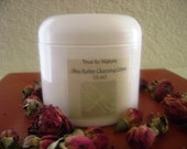 Shea Butter Cleansing Creme for dry skin -  gentle care for your face
