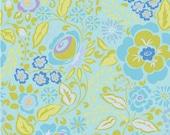 Taza Caroline in Blue by Dena Designs for Free Spirit - 1 Yard