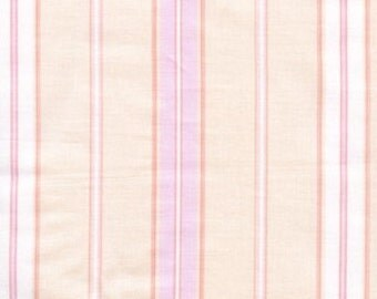 House - Fall 2009 Euro Stripe in Soft Rose by Annette Tatum for Free Spirit - 1 Yard