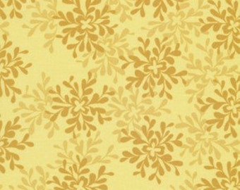 Nest Leaves in Yarrow by Valori Wells for Free Spirit - 1 Yard