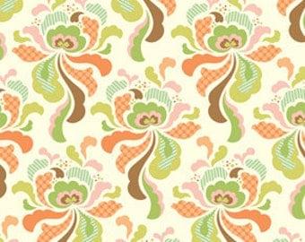Freshcut Groovy in Orange by Heather Bailey for Free Spirit - 1 Yard