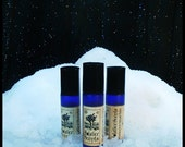 SALE Nightstar Perfume  - Nutmeg, Patchouli, Frankincense, Myrrh, Woods and Lemon