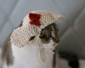 The Love Bunny Cat Hat Valentine's Day Easter Photo Prop