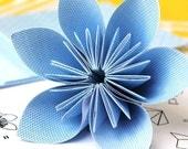 Origami flower set