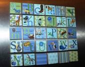 Boys Alphabet Magnets Learn Your ABC's MG0009