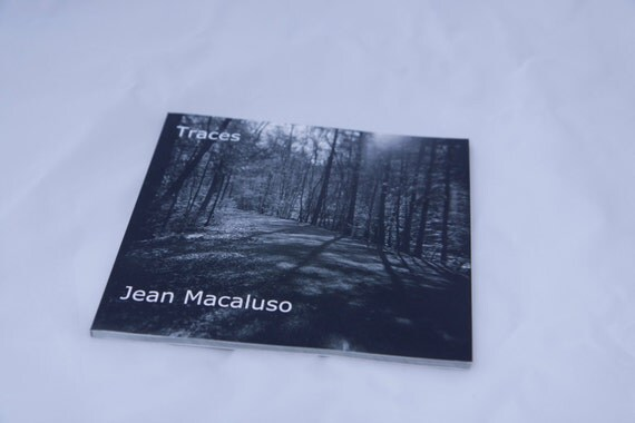 Black and White photography Carlisle Pennsylvania 'Traces' by Jean Macaluso a soft cover book