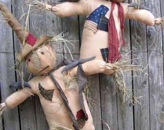 Primitive Scarecrows