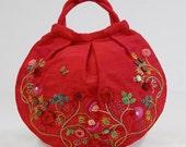 Caroline's Bag in Red