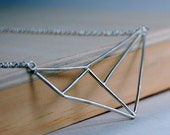Made To Order - Geometry Necklace by Markhed
