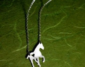 Made To Order - Horse Love Sterling Silver Necklace by Markhed