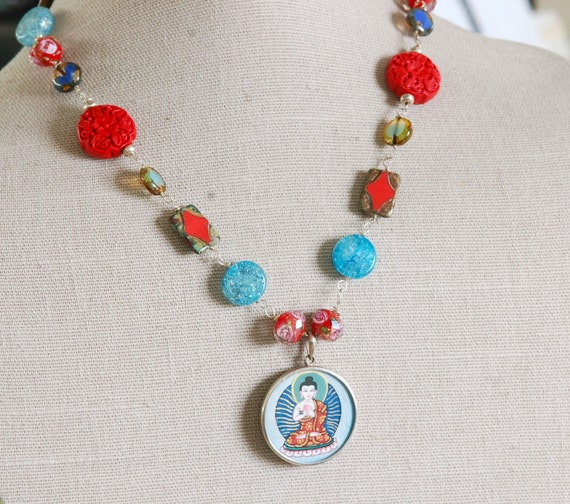 A Beautiful Spirit Necklace