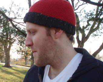 Men's Cuffed Knit Cap