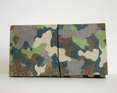 Coupon Organizer/Accordion/File/Holder/Keeper/ Camouflage