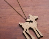 Babe In The Wood Necklace