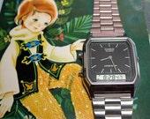 Loving my vintage digital watch, CASIO