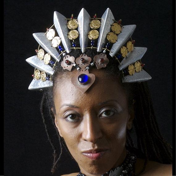 Vampire Queen's headpiece
