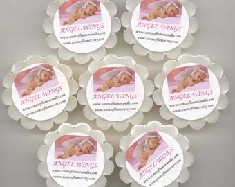 4 ANGEL WINGS SCENTED Tarts Melts Candle Wax Hand Poured