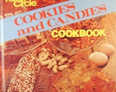 Vintage Cookies and Candies Cookbook Family Circle