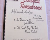 World War I Centennial Remembrance songs, In Flanders Fields and We Shall Keep The Faith