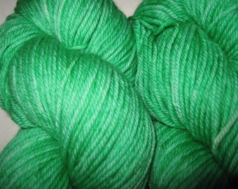 Oscar - Hand-dyed Superwash Merino Wool 87 yds. per skein