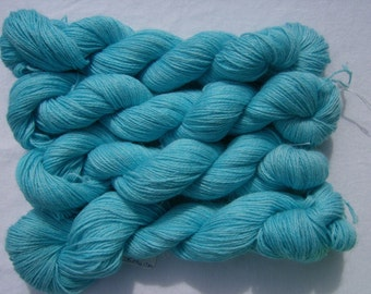 Outer banks- Hand-dyed Alpaca / Wool 200 yds. per skein Yarn