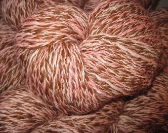 Neopolitan- alpaca tweed yarn 580+ yds. 8 oz. per skein