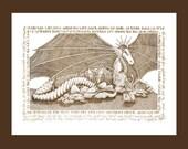 Dragon Madonna