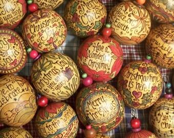 Your Choice Christmas Theme Ornament