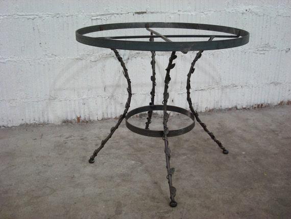 Vine Leg Patio Table