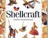 SHELLCRAFT search press book   90 innovative ideas shell art  BOOK