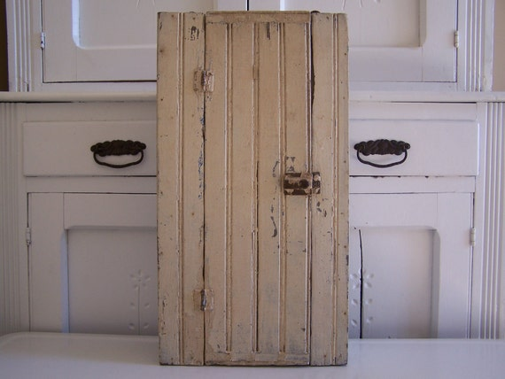 Antique Farmhouse Cupboard