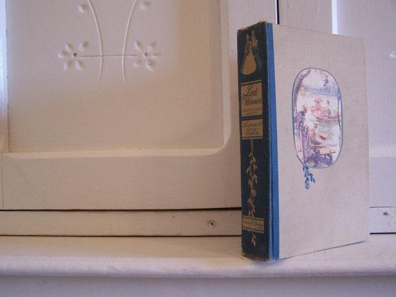 Vintage Little Women Book - 1947