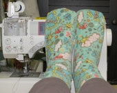 Fleece Socks Premium Fabric  Recycle