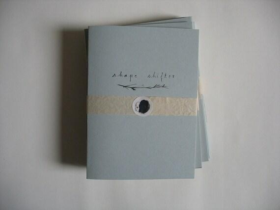 shapeshifter - small book