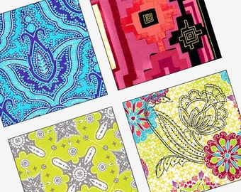 Scrabble Size Pendant Images - Bohemian Prints - Digital Collage Sheet - BUY 2 Get 1 FREE