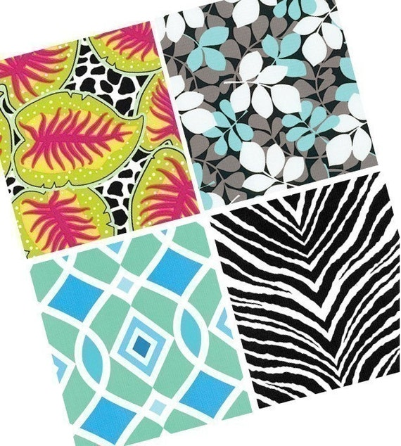 Magnificent Patterns - (1x1) One Inch Pendant Images - Digital sheet - pendant images-BUY  2 Get 1 FREE