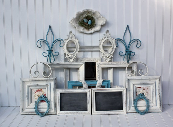 The Shabby Cottage Gallery Wall