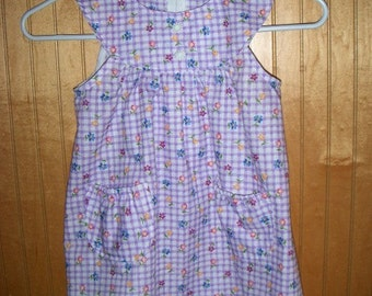 Toddlers dress with pants size 4